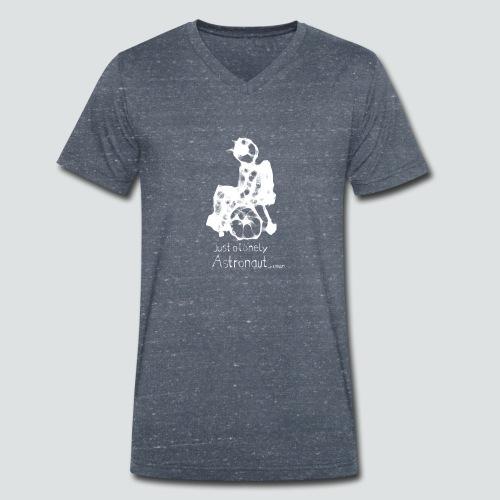 Rollinaut png - Männer Bio-T-Shirt mit V-Ausschnitt von Stanley & Stella