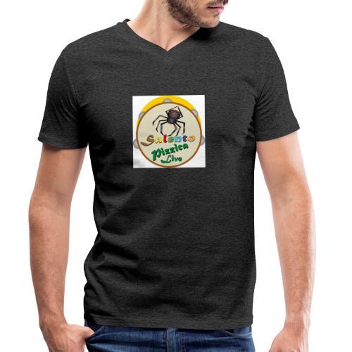 Salento Pizzica Live sf B - T-shirt ecologica da uomo con scollo a V di Stanley & Stella