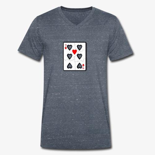 LOVERS N7 - T-shirt bio col V Stanley & Stella Homme