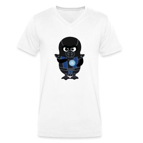 Pingouin SubZero - T-shirt bio col V Stanley & Stella Homme