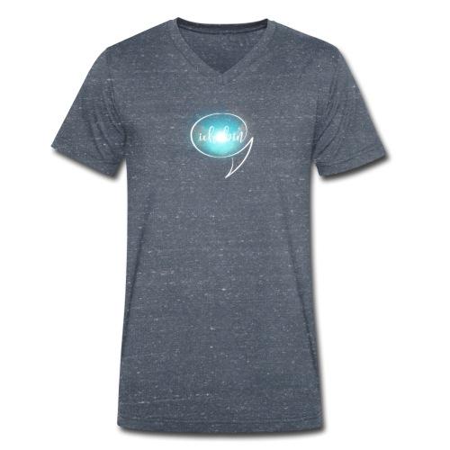 ich bin - Männer Bio-T-Shirt mit V-Ausschnitt von Stanley & Stella