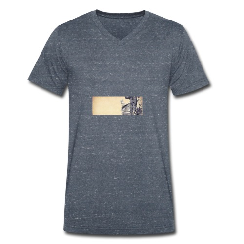 solo.pigion - T-shirt bio col V Stanley & Stella Homme