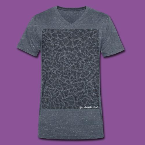 Nervenleiden 59 - Männer Bio-T-Shirt mit V-Ausschnitt von Stanley & Stella