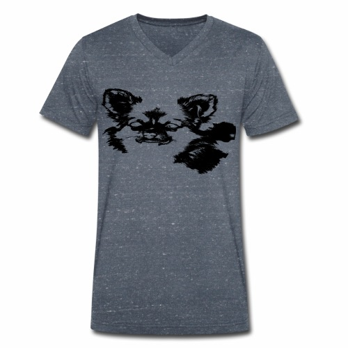 Chihuahua Design 2 - Männer Bio-T-Shirt mit V-Ausschnitt von Stanley & Stella