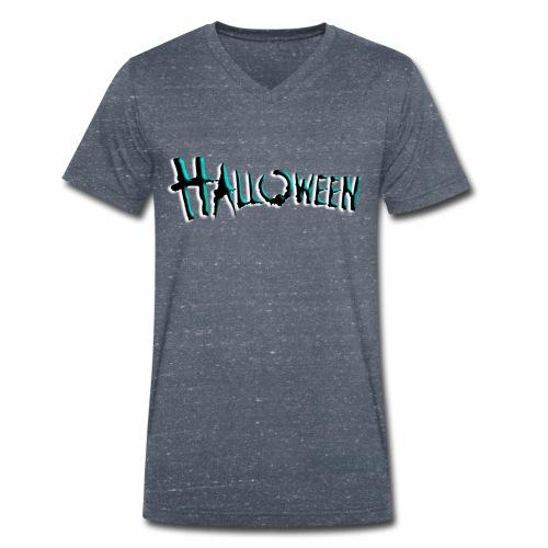 Halloween 'Tee' - T-shirt bio col V Stanley & Stella Homme