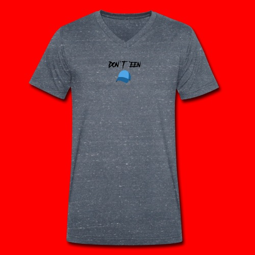 AYungXhulooo - Atlanta Talk - Don't Een Cap - Men's Organic V-Neck T-Shirt by Stanley & Stella