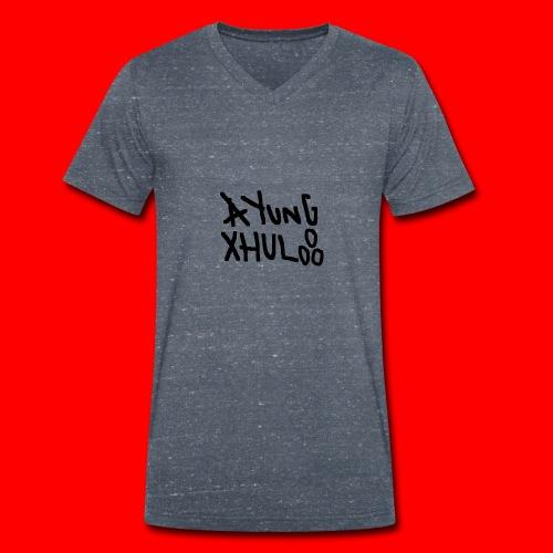 AYungXhulooo - Original - SloppyTripleO - Men's Organic V-Neck T-Shirt by Stanley & Stella