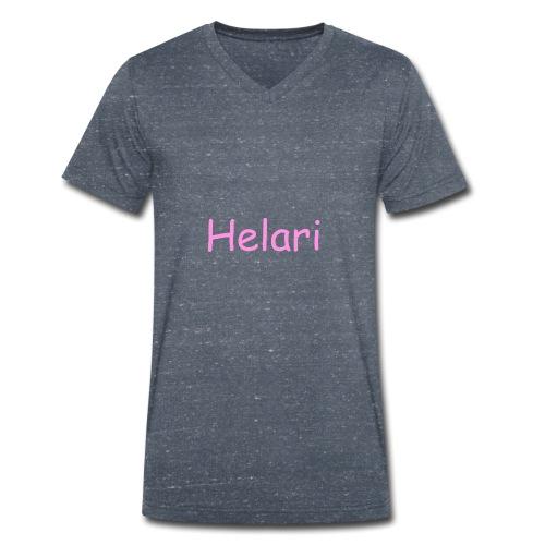 Helari Merch - Stanley & Stellan miesten luomupikeepaita