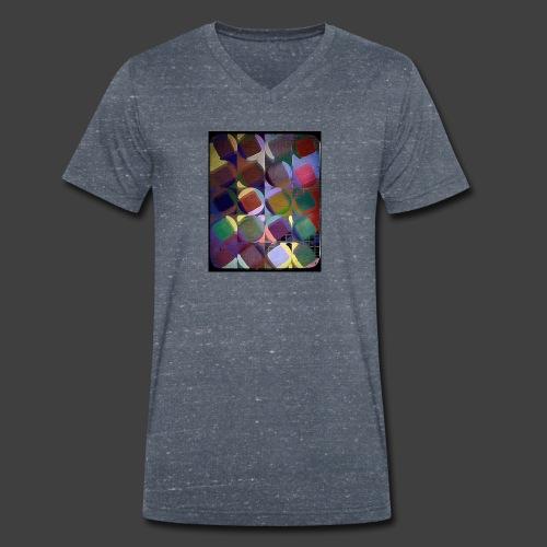 Twenty - Men's Organic V-Neck T-Shirt by Stanley & Stella