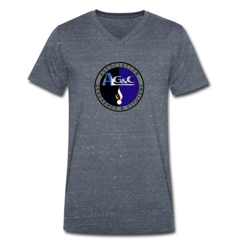 logo B1000 - T-shirt bio col V Stanley & Stella Homme