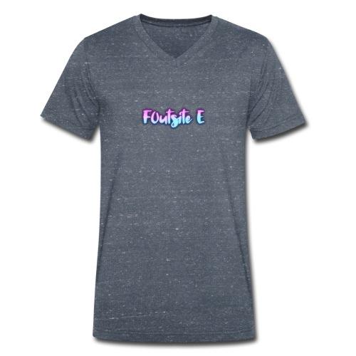 F0utsite E - Ekologisk T-shirt med V-ringning herr från Stanley & Stella