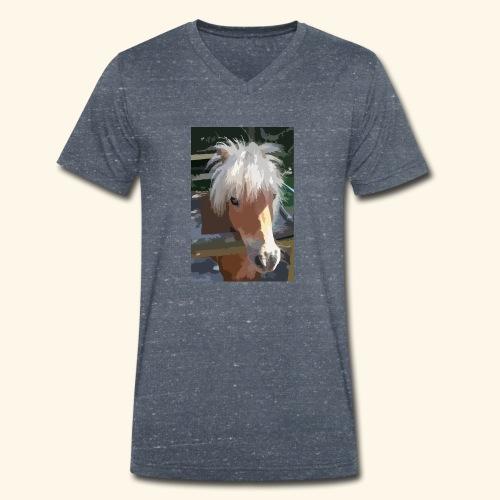 shetland - Männer Bio-T-Shirt mit V-Ausschnitt von Stanley & Stella