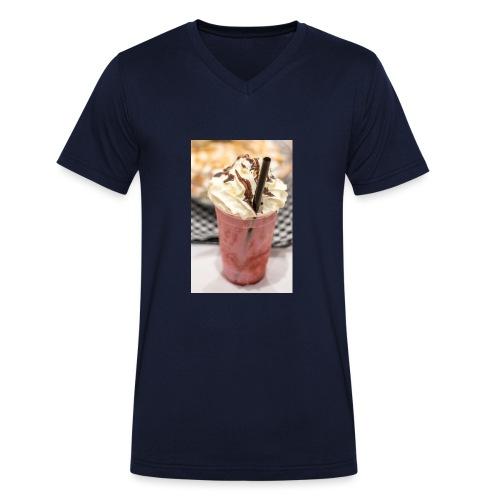 milkshake - T-shirt bio col V Stanley & Stella Homme
