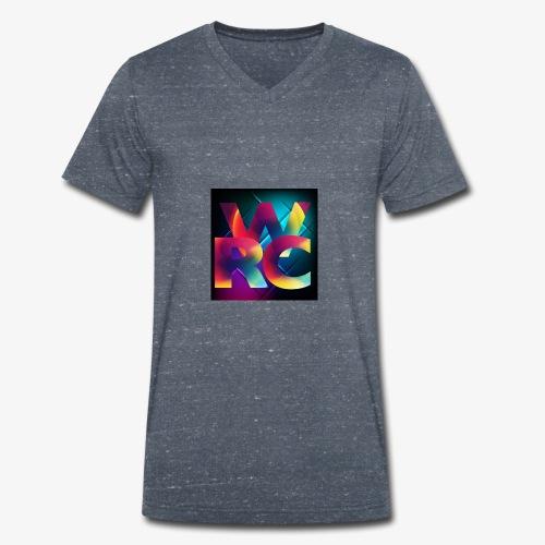 WeaRCore - T-shirt bio col V Stanley & Stella Homme