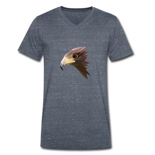 EAGLE - MINIMALIST - T-shirt bio col V Stanley & Stella Homme