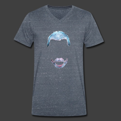 Incognito - Men's Organic V-Neck T-Shirt by Stanley & Stella