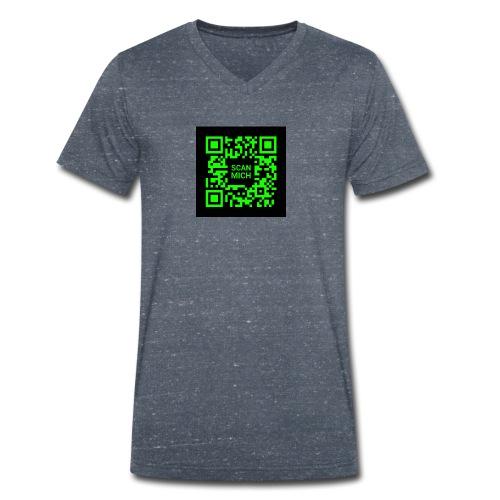 Igmetalrock - Männer Bio-T-Shirt mit V-Ausschnitt von Stanley & Stella