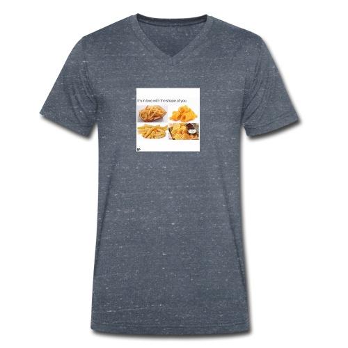 Shape - Männer Bio-T-Shirt mit V-Ausschnitt von Stanley & Stella