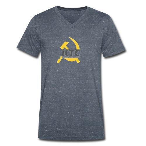 kto communism shirt - Ekologisk T-shirt med V-ringning herr från Stanley & Stella