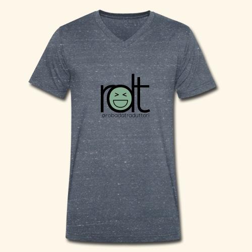 Roba da Traduttori - T-shirt ecologica da uomo con scollo a V di Stanley & Stella