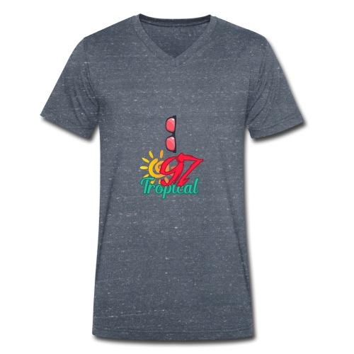 A01 4 - T-shirt bio col V Stanley & Stella Homme