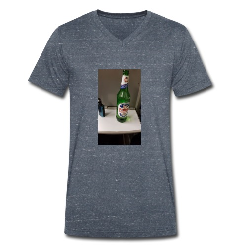F2443890 B7B5 4B46 99A9 EE7BA0CA999A - Men's Organic V-Neck T-Shirt by Stanley & Stella