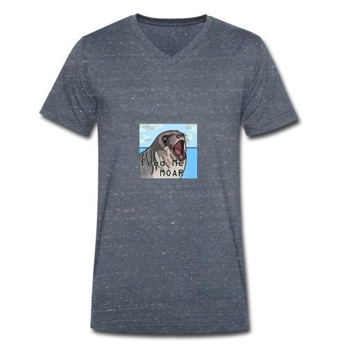 sealmaster99 - Ekologisk T-shirt med V-ringning herr från Stanley & Stella