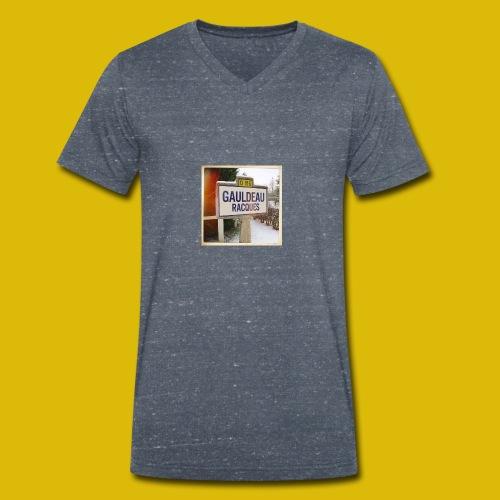 Gogoldorak - T-shirt bio col V Stanley & Stella Homme