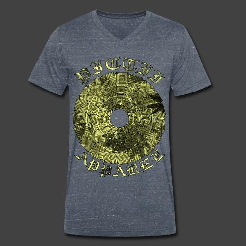 RFPICAPP046B - COL3 - Men's Organic V-Neck T-Shirt by Stanley & Stella