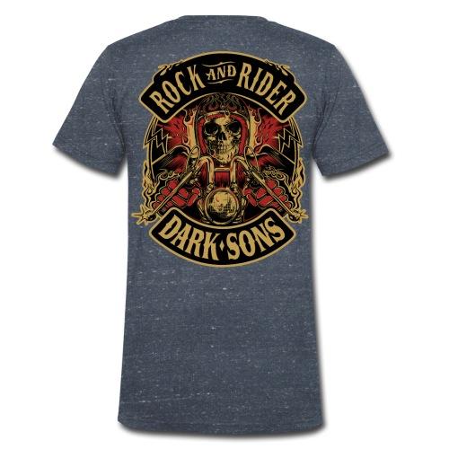 Dark sons - Camiseta ecológica hombre con cuello de pico de Stanley & Stella