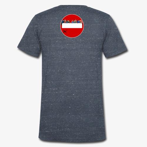 GW ultima cena - T-shirt ecologica da uomo con scollo a V di Stanley & Stella