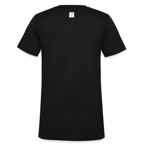 PM Tarot Spheres Verseau - T-shirt bio col V Stanley & Stella Homme