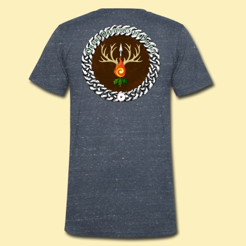 Médaillon de Neved - T-shirt bio col V Stanley & Stella Homme