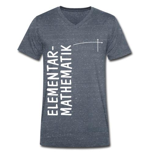 Graph - Männer Bio-T-Shirt mit V-Ausschnitt von Stanley & Stella