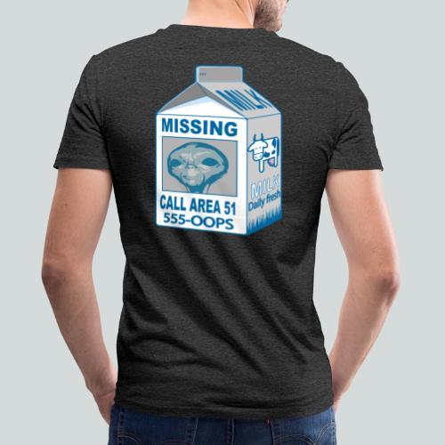 Missing: alien - T-shirt bio col V Stanley & Stella Homme