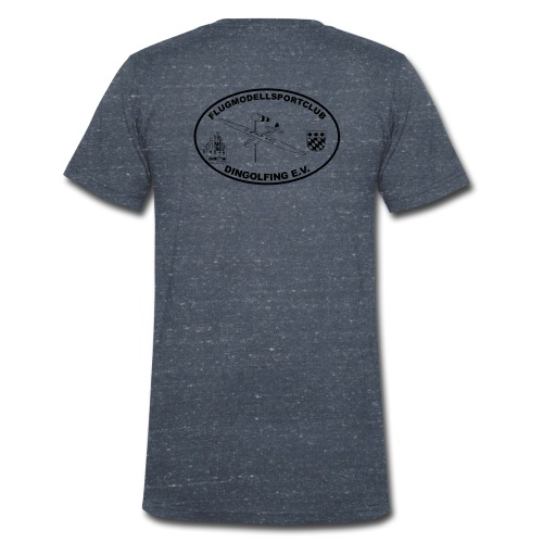 fmsc sw7 - Männer Bio-T-Shirt mit V-Ausschnitt von Stanley & Stella