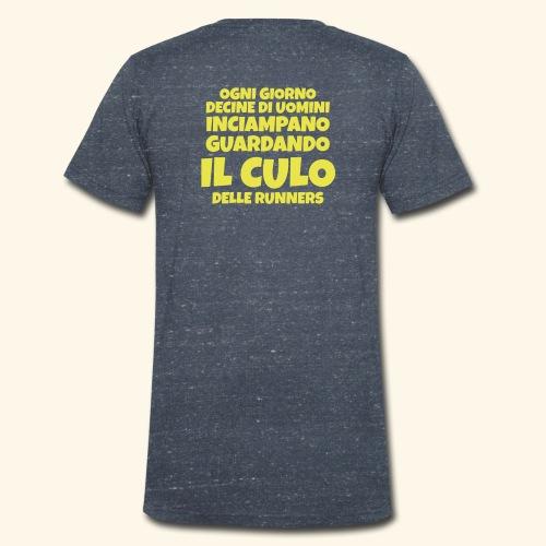 Tema Ironico _ Ogni Giorno - T-shirt ecologica da uomo con scollo a V di Stanley & Stella