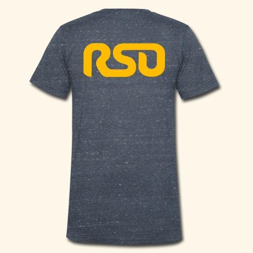 RSO-Teamwear - Männer Bio-T-Shirt mit V-Ausschnitt von Stanley & Stella