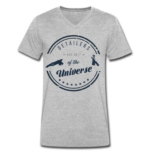 dotu druck - Männer Bio-T-Shirt mit V-Ausschnitt von Stanley & Stella