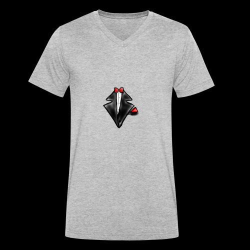 Costume Dessin - T-shirt bio col V Stanley & Stella Homme