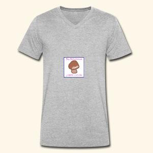 Soy Setamaniaco - Camiseta ecológica hombre con cuello de pico de Stanley & Stella