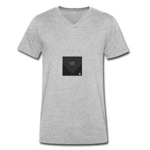 YourStyleLogo - T-shirt bio col V Stanley & Stella Homme