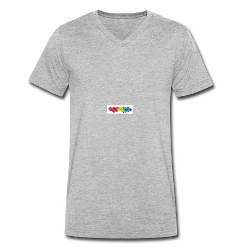 images - Männer Bio-T-Shirt mit V-Ausschnitt von Stanley & Stella