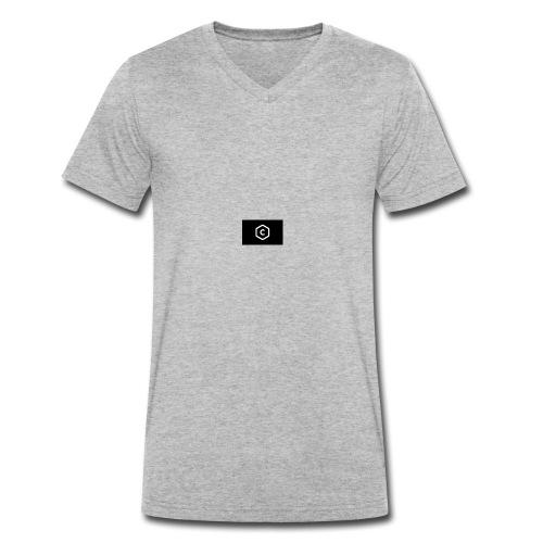 CABRON MERCH - Männer Bio-T-Shirt mit V-Ausschnitt von Stanley & Stella