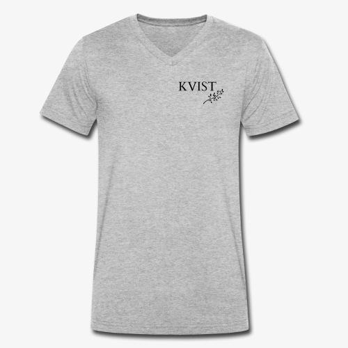 Kvist - Økologisk Stanley & Stella T-shirt med V-udskæring til herrer