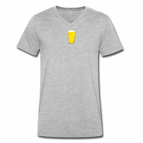 Barski ™ - Men's Organic V-Neck T-Shirt by Stanley & Stella