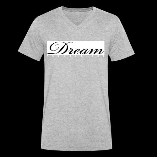 Dream Productions NR1 - Männer Bio-T-Shirt mit V-Ausschnitt von Stanley & Stella
