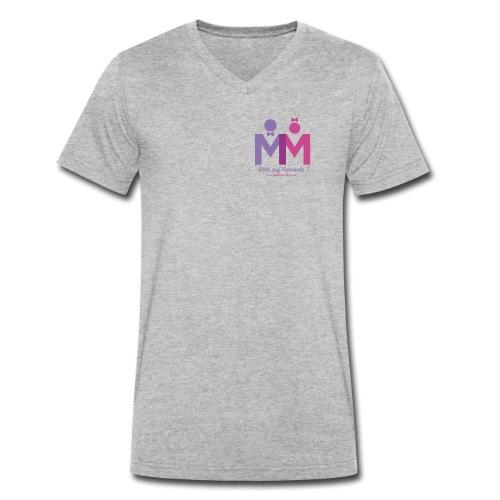 Fummeln - Männer Bio-T-Shirt mit V-Ausschnitt von Stanley & Stella