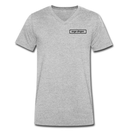 enge dingen - Mannen bio T-shirt met V-hals van Stanley & Stella
