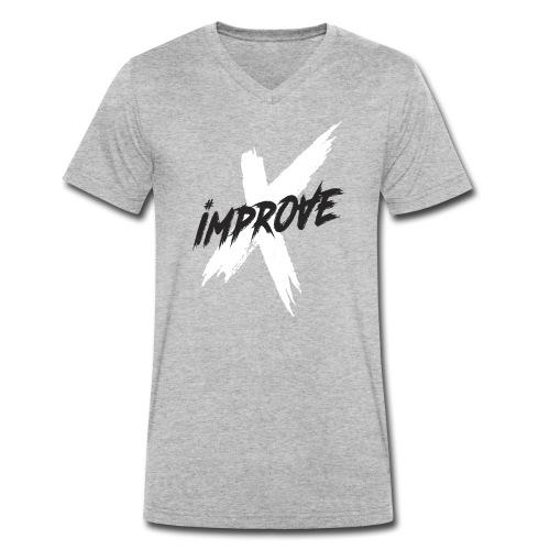 ImproveX - T-shirt bio col V Stanley & Stella Homme